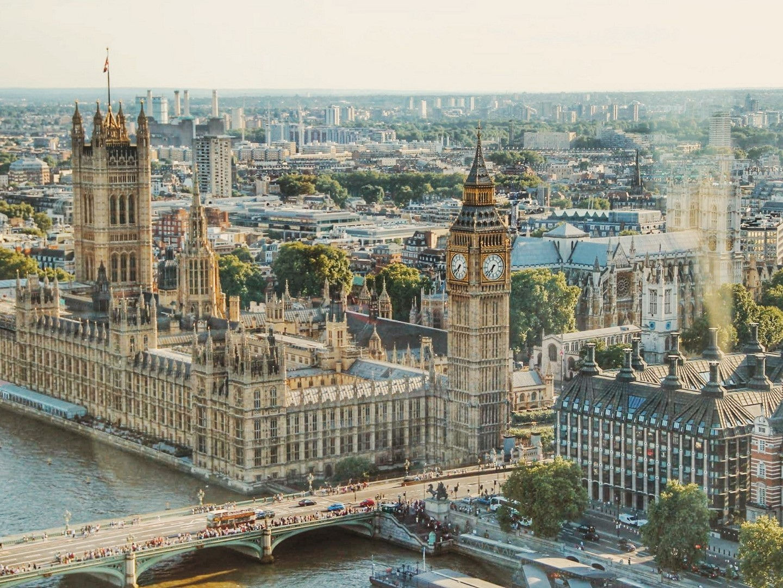 Paris-Londres en train